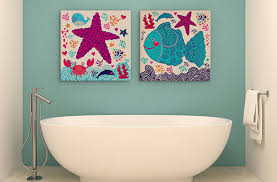 painting ideas for bathroom canvas painting ideas for tricky spaces wall prints
