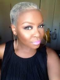 black women short grey hair 20 best of short hairstyles for black women with gray hair