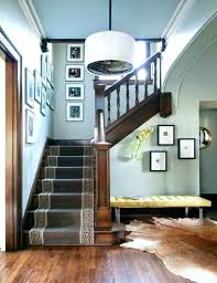 Stairwell Decorating Trendy Stair Wall Decor Stairway Wall