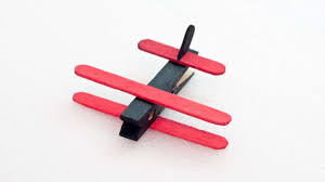 how to make a fun and easy clothespin airplane diy crafts