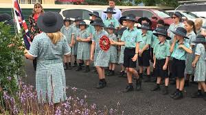 remembrance day 2016 goondiwindi pauses to honour veterans