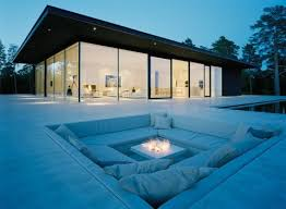 Cool Firepits Modern Outdoor Pits Are