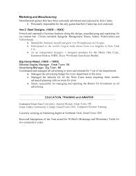 exle of one page resume 2 page resume exle two page resume sle jennywasherecom 2