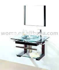 glass basin vanity u2013 artasgift com