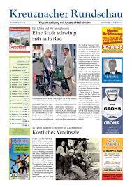 Bad Kreuznacher Jahrmarkt Ausgabe Kw 32 11 By Kreuznacher Rundschau Issuu