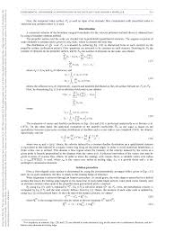 experimental and numerical investigation of the unsteady flow