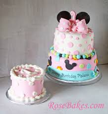 minnie mouse 1st birthday cake minnie mouse 1st birthday cake smash cake