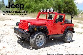 custom lego mini cooper sheepo u0027s garage