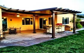 Patio Covering Designs by Free Standing Patio Cover Design Ideas