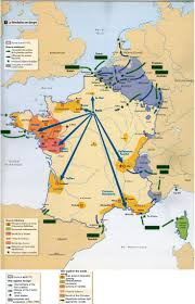 France Map Outline by 52 Best French Revolution Maps Charts Etc Images On Pinterest