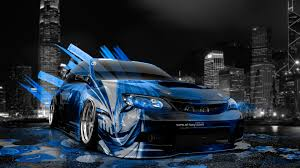 subaru wrx custom wallpaper subaru impreza wrx sti jdm anime aerography city car 2014 el tony