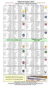 printable bulls schedule northern new england usa pool