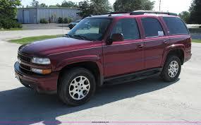 2005 chevrolet tahoe z71 suv item g8581 sold august 22