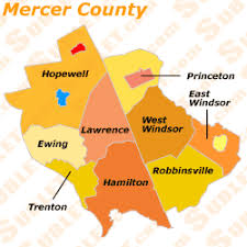 mercer map mercer county furnished apartments sublets term rentals