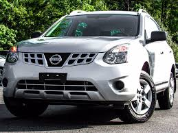 Nissan Rogue 4wd - 2014 used nissan rogue select awd 4dr s at alm gwinnett serving
