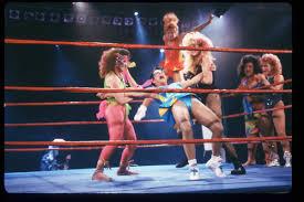 obsessed with u0027glow u0027 meet the real female wrestlers who inspired