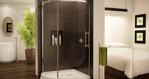 Glass Shower Doors And Walls by Glass Shower Wall Panels 20 Gorgeous Photos Corner Shower Doors