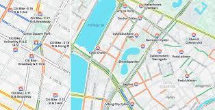 San Francisco Bike Map Spring Into Cycling With Mapzen U0027s New Bike Map Mapzen