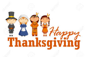 indian wishing thanksgiving royalty free cliparts vectors