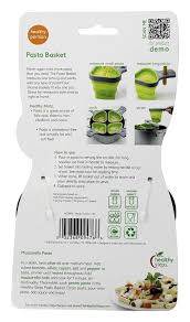 Pasta Basket Healthy Steps Pasta Basket Healthy Portion Serving Walmart Com
