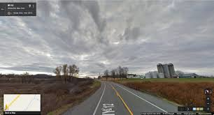 this is what it u0027s like to roadtrip with google street view post