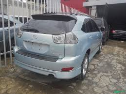 lexus used sale foreign used tokunbo lexus rx330 cars mobofree com