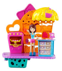 polly pocket ultimate wall party buildup playset 25 55 ftm