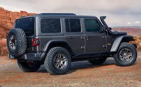 jeep station wagon 2018 2018 jeep wrangler j wagon review top speed