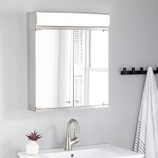 Bathroom Cabinets  Godmorgon Mirror Cabinet With  Doors Mirrored - Bathroom cabinet mirrored 2