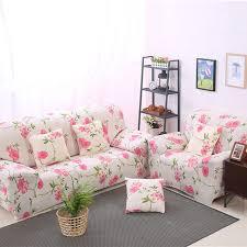 housse canapé extensible 4 places fleur extensible équipée meubles canapé couvercle housse pour 1