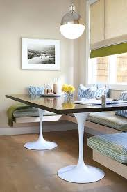 white mid century dining table modern kitchen tables modern table set for elegant kitchen view