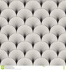 japanese pattern black and white vector seamless black and white sunburst shape hand drawn lines in