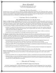 Examples Of Resumes For Customer by Objective For Resume In Customer Service Customer Service