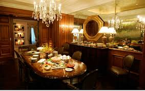 the donald trump blueprint the nation the dining room of the alexander the great suite at the trump taj mahal october 11 2007 david gard ap