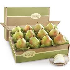 fruit gift imperial comice pears ultimate fruit gift basket sam s club