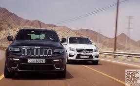 jeep grand mercedes range rover sport svr v rivals mass crankandpiston com
