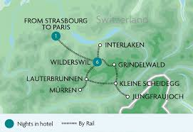 rail tours holidays rail discoveries