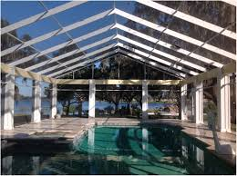 Orlando Awnings Backyards Gorgeous Quality Pool Screen Enclosures Patio Aluminum