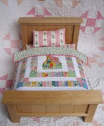 Bed Quilt Farmhouse Doll Bed And Quilt U2013 Q Is For Quilter