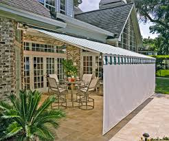 Rollout Awnings Photo Gallery Blinds St Augustine Fl Anastasia Blind Company