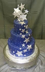 cake star cake if doing under the stars theme under the stars