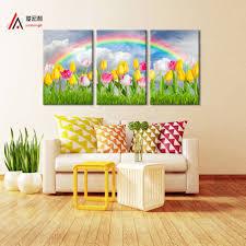 online get cheap rainbow art paintings aliexpress com alibaba group
