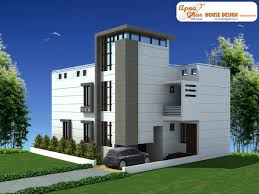6 bedrooms duplex house design in 156m2 12m x 13m ground floor