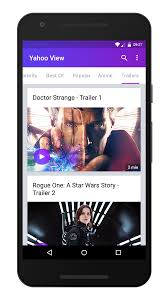 yahoo app for android yahoo view now on android yahoo