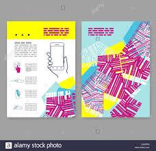 flyer leaflet booklet layout editable design template a4 2