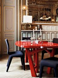 Red Dining Room Chair 69 Best Color Story Red Images On Pinterest Red Home And