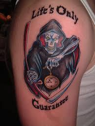 cool 3d tattoo on men shoulder tattoomagz