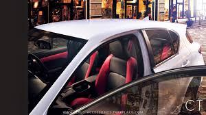 lexus ct200h accessories japan lexus special edition lexus japan release f sport x line special
