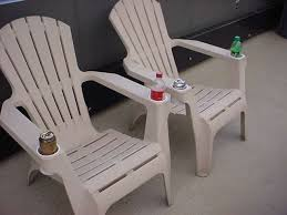 Armchair Drink Holder Add Cup Holders To Your Resin Adirondack Chair Cup Holders