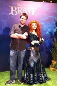 merida meet greet character disney pixar u0027s